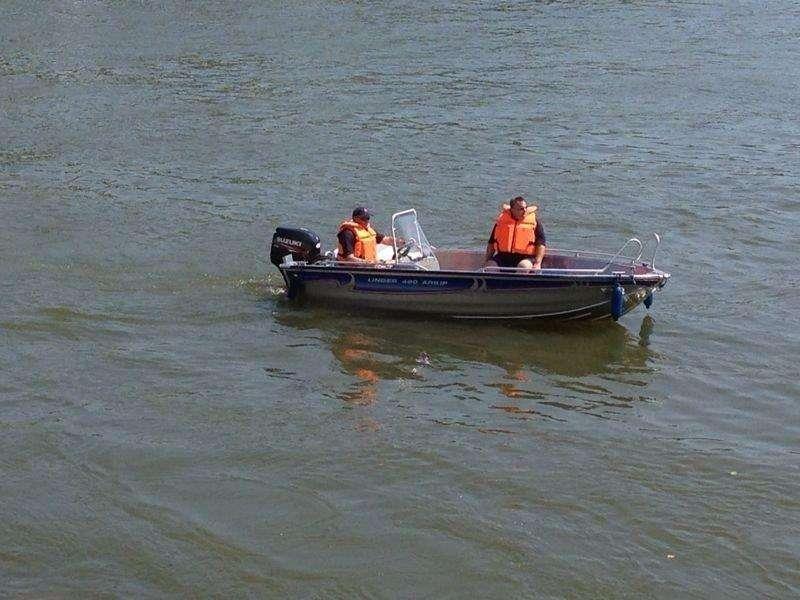 FRS - Boot im Wasser